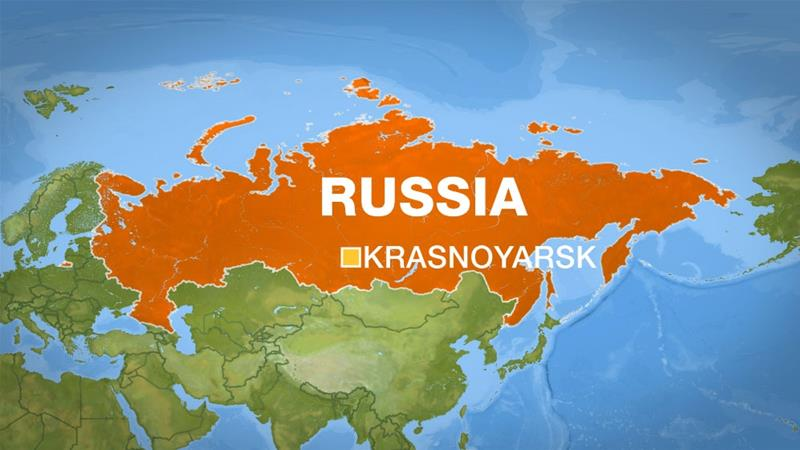 18 killed in Russian helicopter crash in Siberia