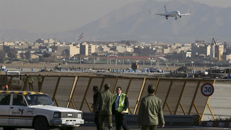 Billions of dollars in aviation contracts in Iran have been cancelled since the US withdrawal from the nuclear deal [File: AP]