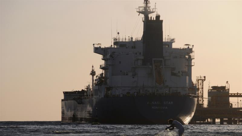 Houthi rebels in Yemen targeted two crude-carrying vessels on July 26 [File: Reuters]