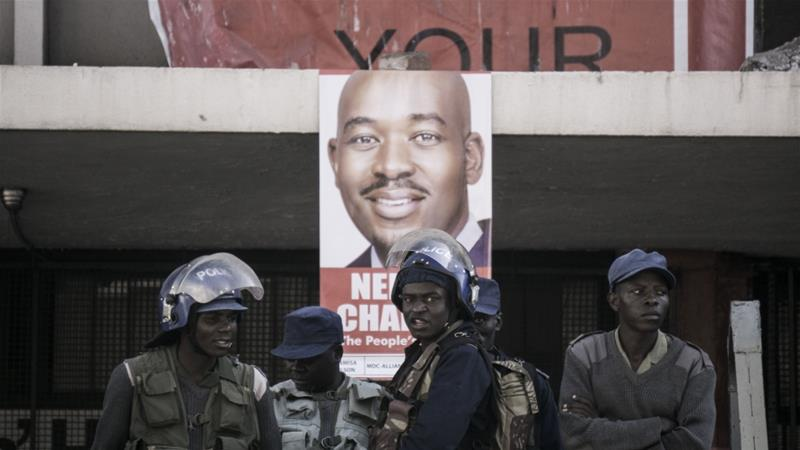 After polls, Zimbabweans anxiously hope for a new era