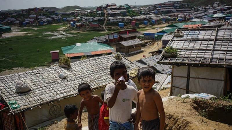 HRW: Rohingya must be moved to safer areas in Cox's Bazar