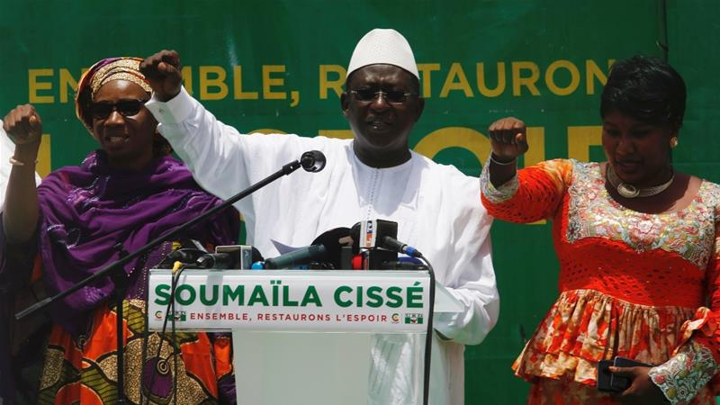 Mali opposition leader Soumaila Cisse being held hostage: Party