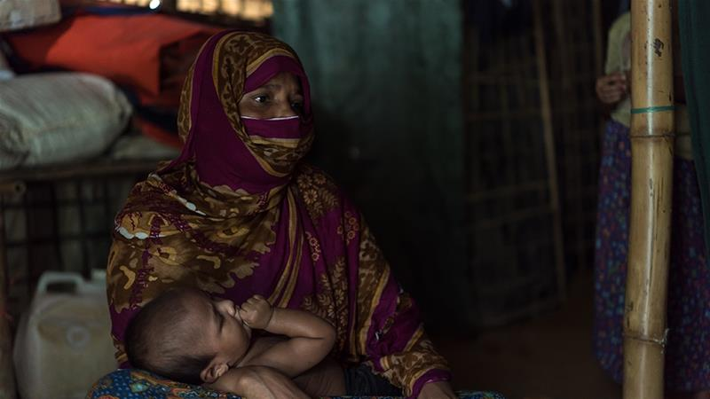 Aid agencies say the number of Rohingya women subjected to sexual violence is greatly understated [Sorin Furcoi/Al Jazeera]