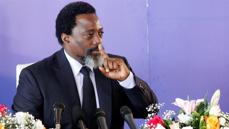 Emmanuel Shadary named presidential candidate of DR Congo's ruling coalition