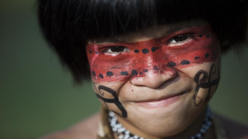 Indigenous people make up fewer than five percent of the world's population, but speak a majority of its estimated 7,000 languages, according to the UN [File: Felipe Dana/AP]