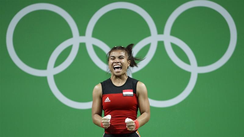 Indonesia's Sri Wahyuni Agustiani was successful in the the 2016 Olympics in Rio de Janeiro [Mike Groll/AP]