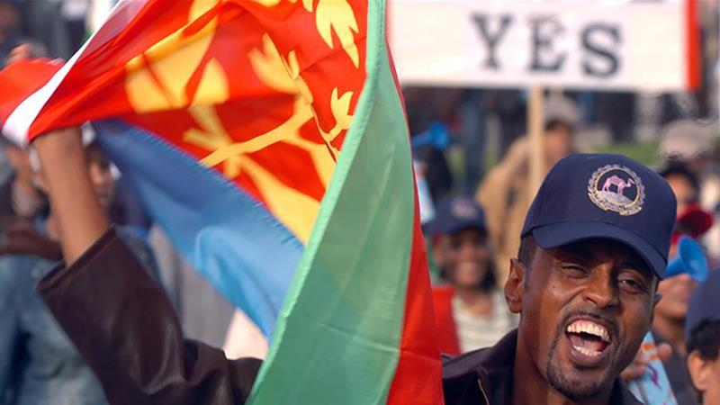 Ethiopia and Eritrea withdraw troops and open borders