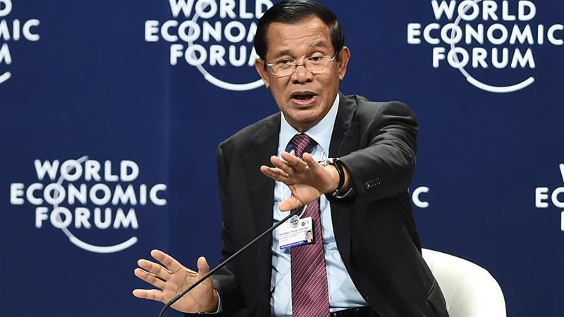 Hun Sen says Myanmar's government is misunderstood in its crackdown against the Rohingya [AFP]