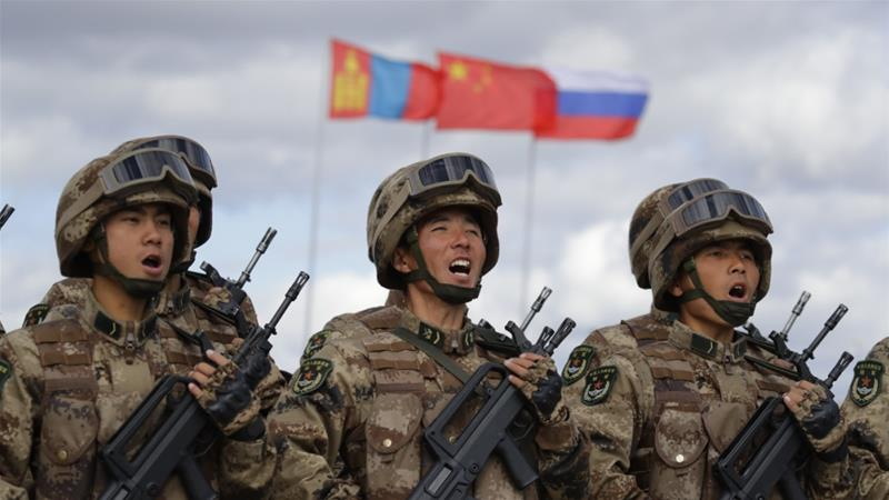 Russia's largest-ever war games and NATO concerns