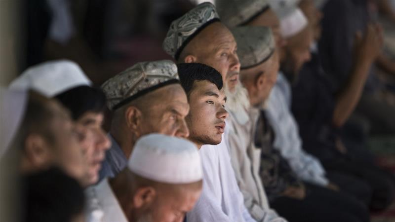 Chinese region 'legalises' Muslim internment camps
