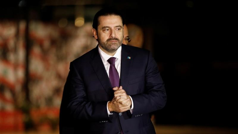 Lebanese PM Saad al-Hariri resigned on November 4, 2017 but rescinded his resignation soon after [Reuters]