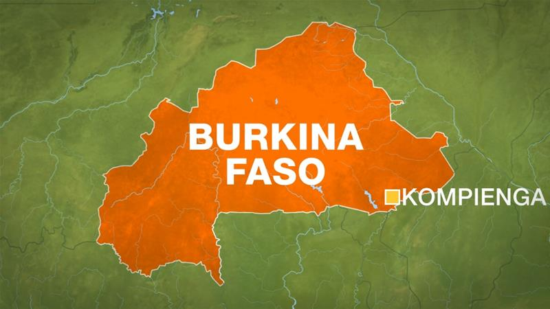 Civilians killed in twin attacks in Burkina Faso