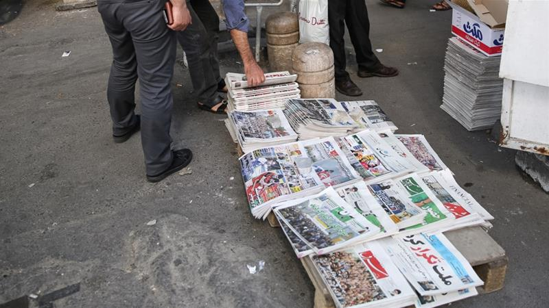Iran orders closure of newspaper for 'insulting' Shia Islam