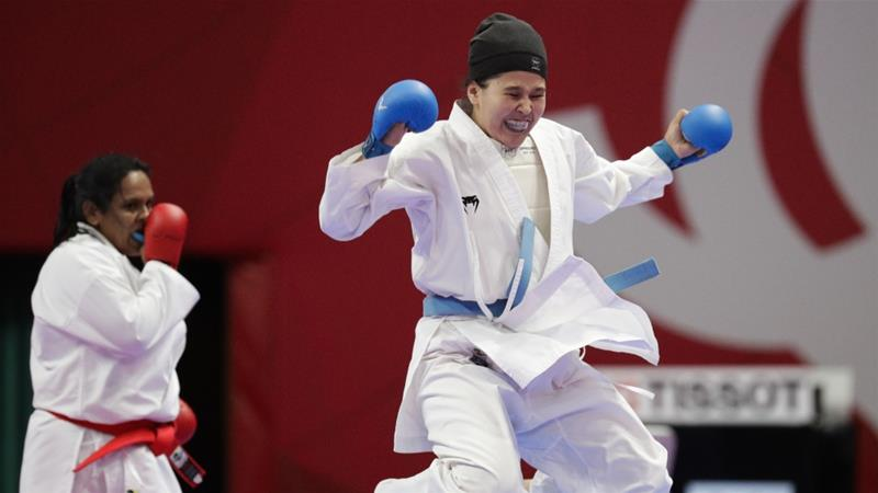Nargis, the Pakistani Hazara making strides in karate