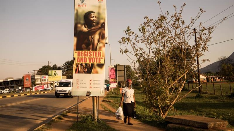 Amid poll restrictions, Eswatini activists hope for change