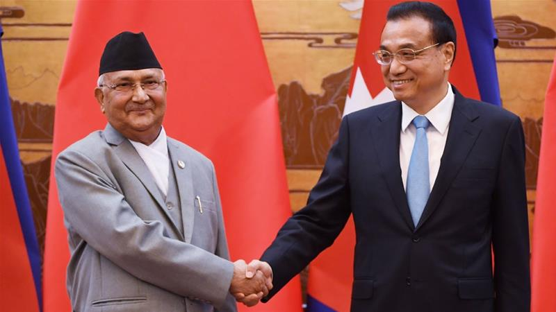 China has invested in hydropower, roads and telecommunications in Nepal [File: Greg Baker/Reuters]