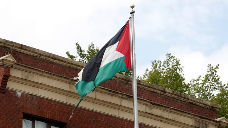 U.S.  revokes visas of PLO ambassador's family