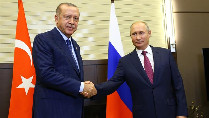 Putin: Demilitarized zone for Syria's Idlib to be created