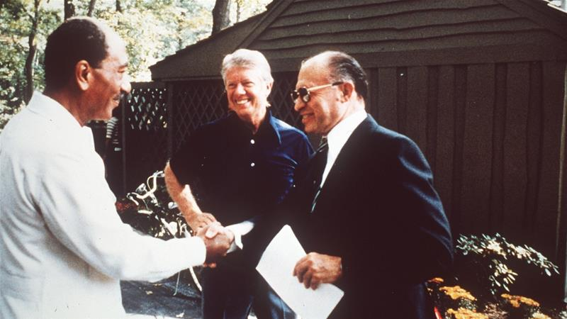 Camp David created Oslo, which killed the Palestinian