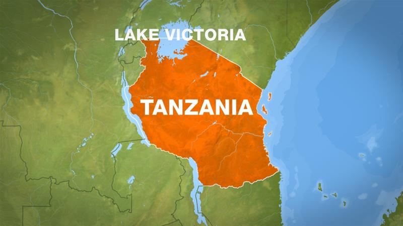 Ferry sinks in Tanzania's Lake Victoria, 44 confirmed dead