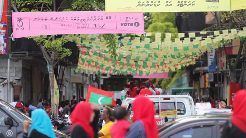 Maldives voters fear fraud as high-stakes election looms