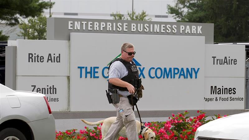 Authorities have not determined a motive for the shooting [Jose Luis Magana/AP Photo]
