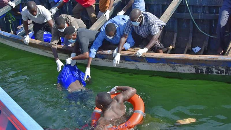Tanzania: Death toll increases in Lake Victoria ferry disaster