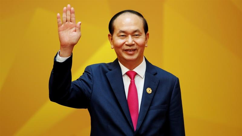 Vietnam's President Quang dies after 'serious illness'