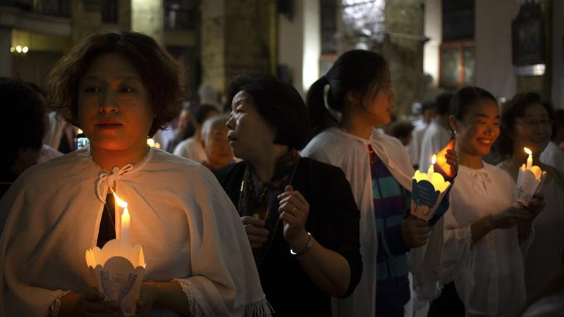 China, Vatican reach historic deal on Catholic bishops