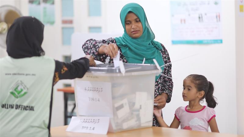 A test of democracy in the Maldives
