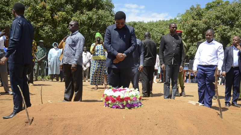 Tanzania begins to bury dead as ferry disaster toll hits 224