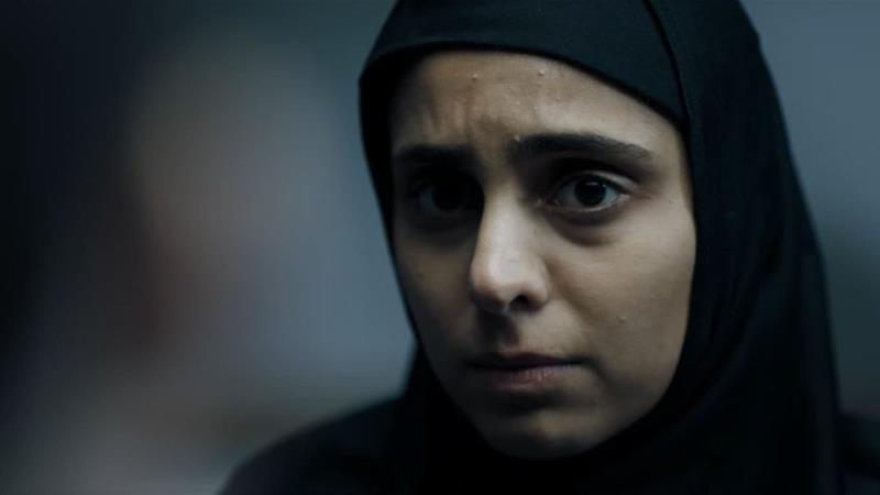 Nadia in The Bodyguard was a female Muslim suicide bomber, a character critics said was an offensive stereotype [Courtesy: BBC]