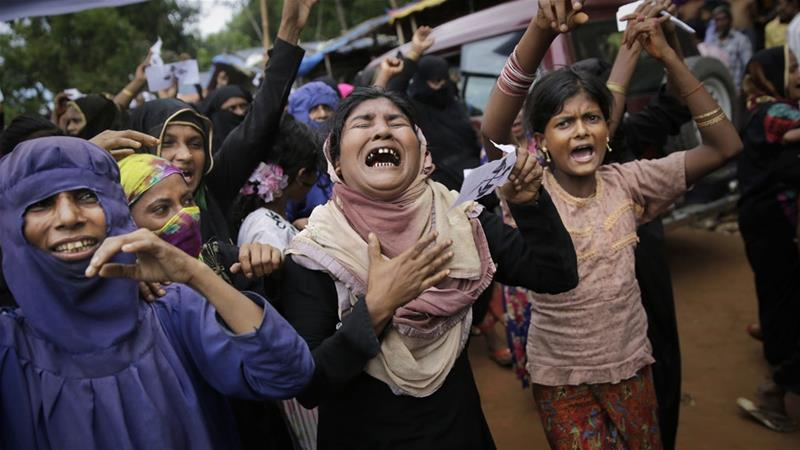 United Nations sets up body to prepare Myanmar atrocity prosecution files