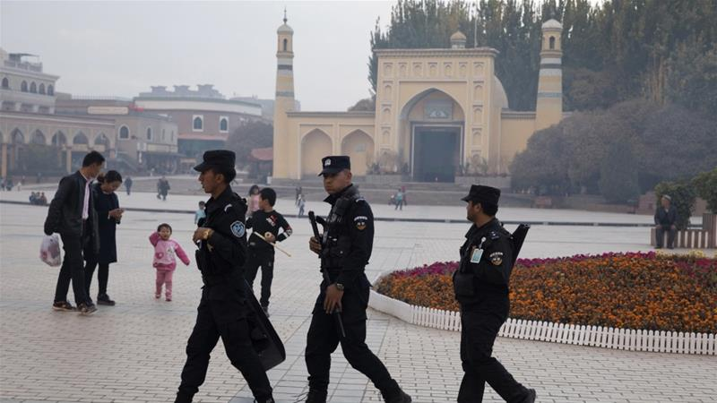China defends internment camps for Uighur Muslims