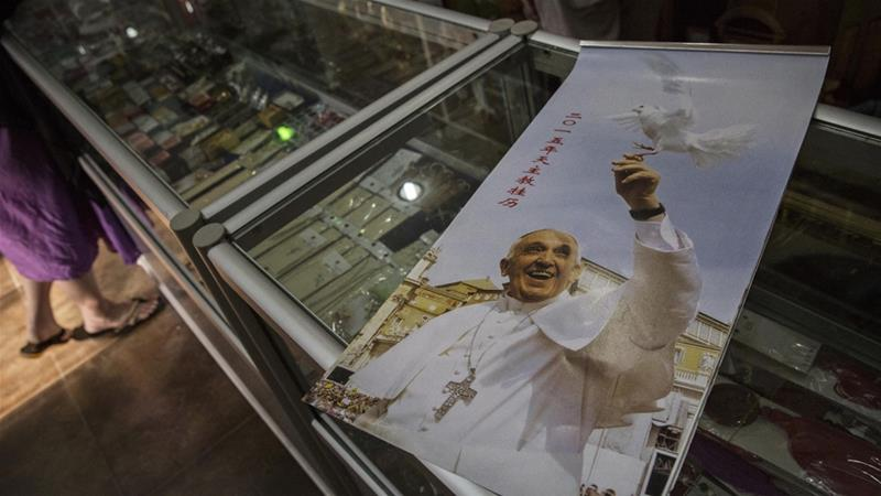 China and the Pope: A fresh start?