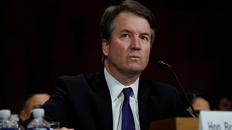 Ford has not been contacted by FBI yet in Kavanaugh investigation