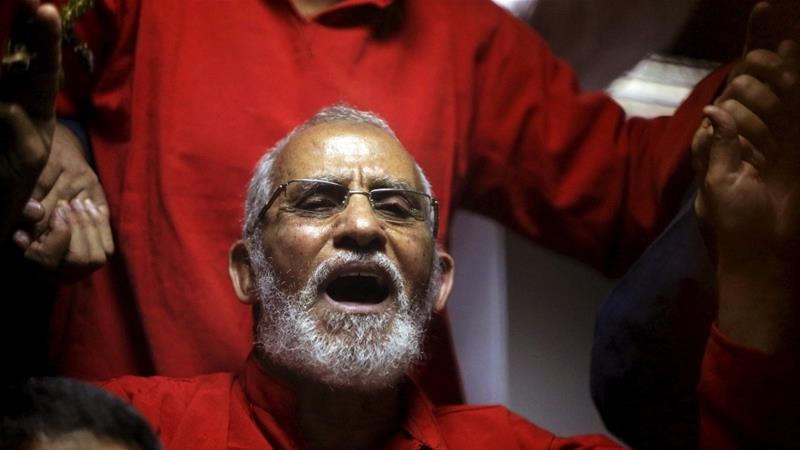 Egypt court orders retrial of Muslim Brotherhood's Mohamed Badie