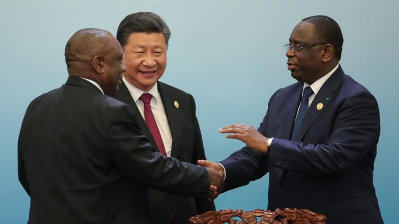 Is Africa getting into a 'debt trap' with China?