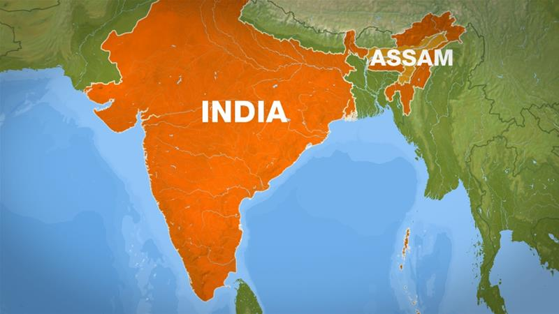 Four people were killed on the spot and a fifth died in hospital in the restive Indian state [Al Jazeera]