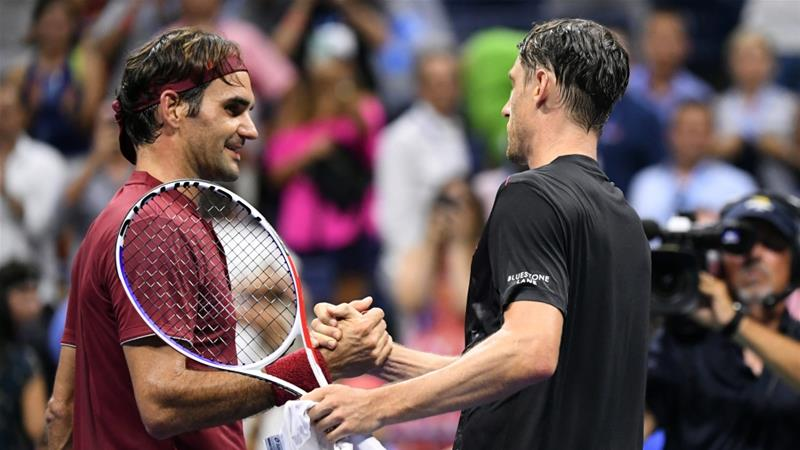 Roger Federer exits US Open, denied Djokovic match-up