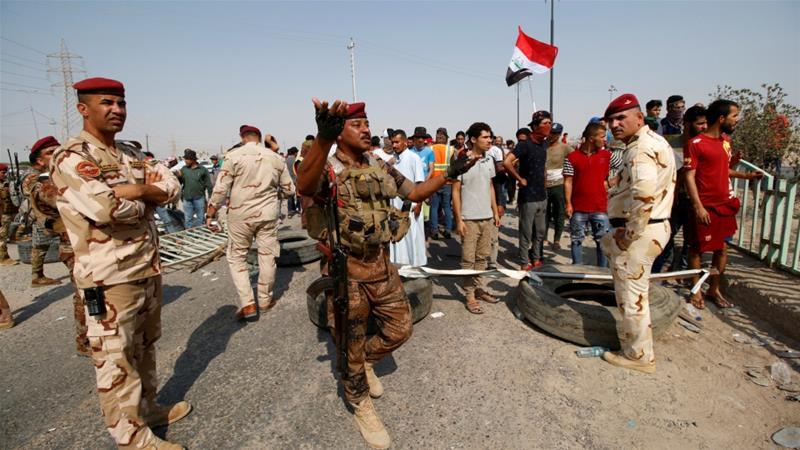 Iraqi Authorities Cancel Planned Curfew In Basra