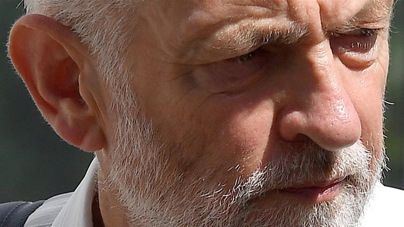 Labour leader Jeremy Corbyn is probably the most principled anti-racist to serve in parliament, writes Wimborne-Idrissi [Reuters]