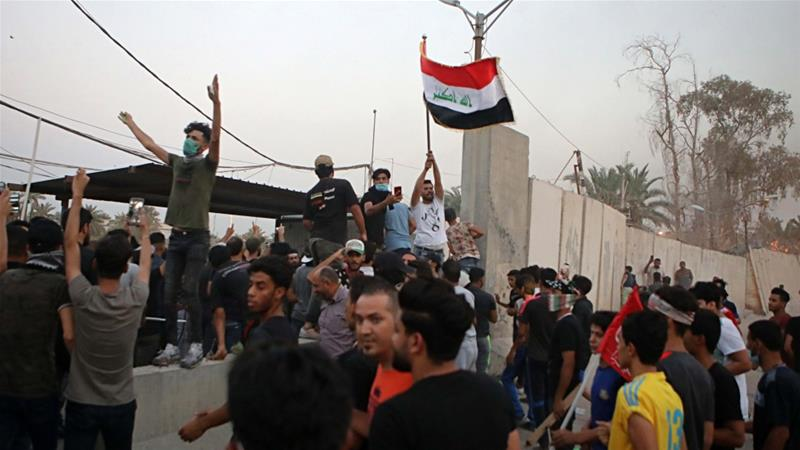 Security forces deploy in Iraq's city of Basra