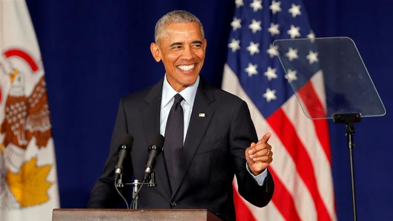 Obama implores Californians to vote and 'restore some sanity in our politics