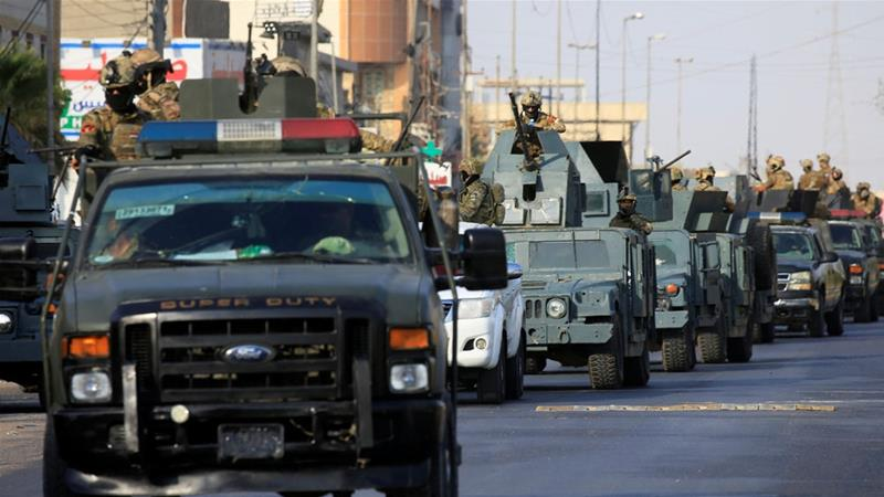 Iraq: Calm returns to Basra after week of violent protests