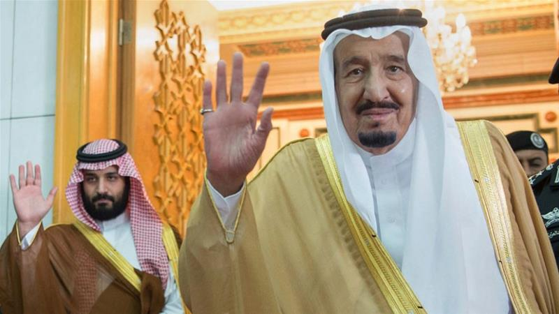 Public displays of dissent are rare in the kingdom, where government critics are harshly punished [Saudi Press Agency/AP File]