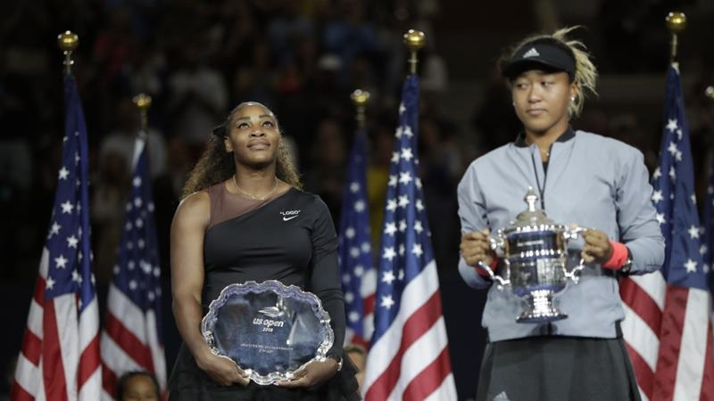 Serena Williams, sexism, and a thief: Osaka wins dramatic US Open