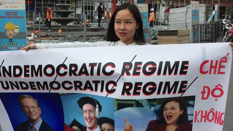 The singer raising her voice against Vietnam's new cyber-law