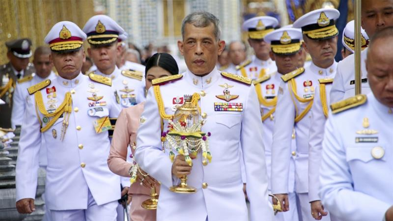 Thailand to hold coronation of King Maha Vajiralongkorn in May