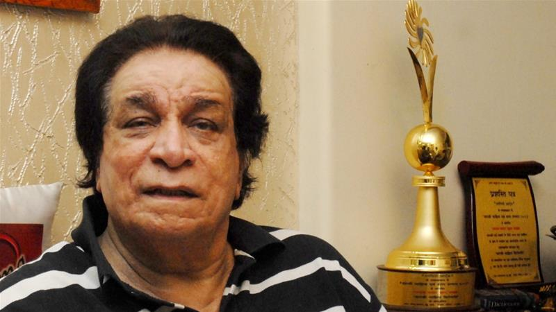 Veteran actor, writer Kader Khan dies at 81